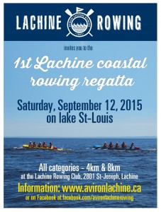 AfficheCoastalRowing_Lachine_2015